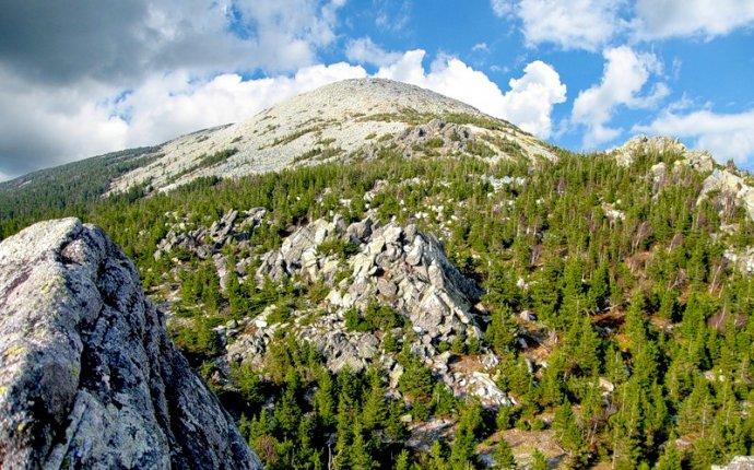 Гора Круглица. Национальный