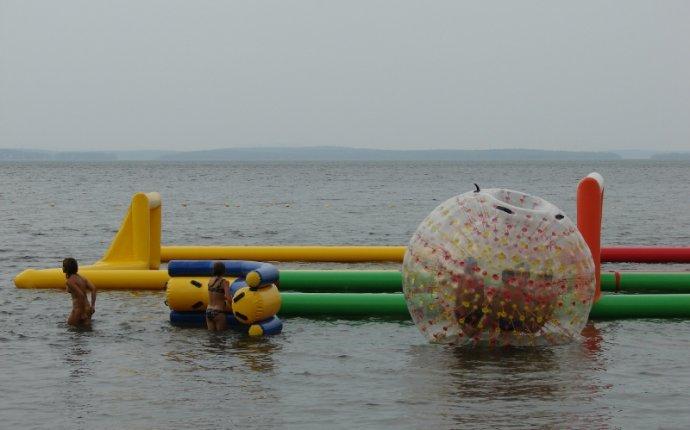 Южного Урала – озеро