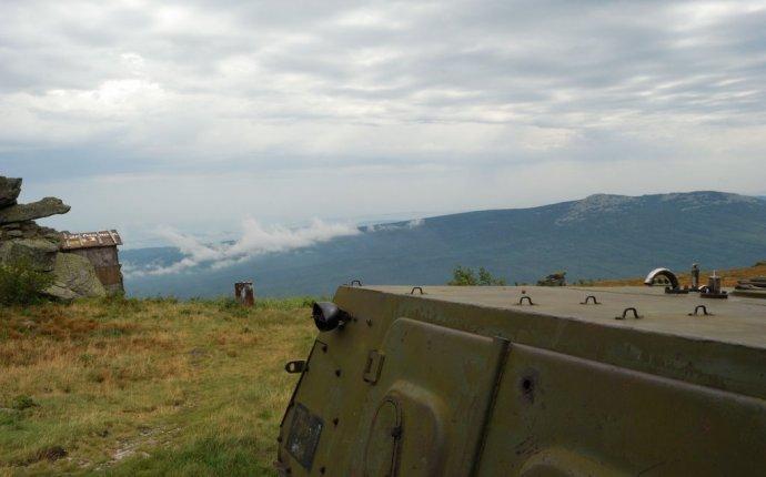 Вид с метеостанции Таганай-гора (1) | Mapio.net