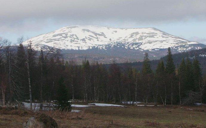 Высочайшая гора Южного Урала