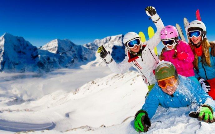Зимний отдых и горные лыжи в